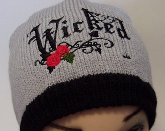 f2bc9f9a330 Witch beanie