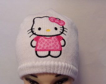 e8e57f9a073 Hello kitty beanie