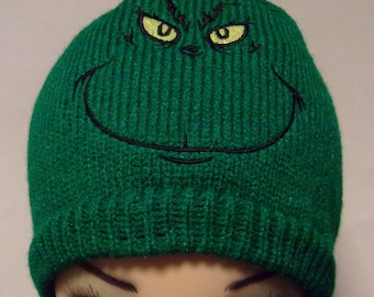 Grinch hat  a875da90887