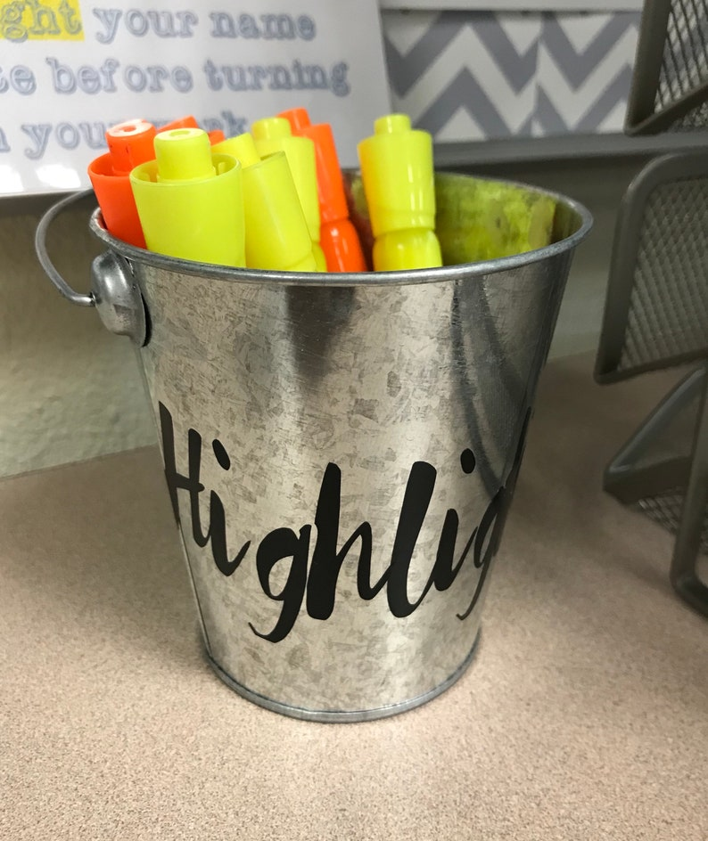 Personalized ClassroomOffice Supply Labels