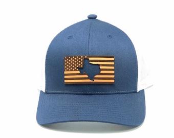 832a98df1dc8e Texas flag hat