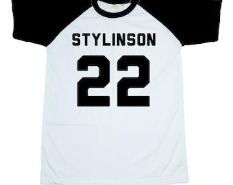 9cb1293f9a0 Larry Stylinson Unisex Adult T-Shirt Black Sleeves Men Women Size S M L XL