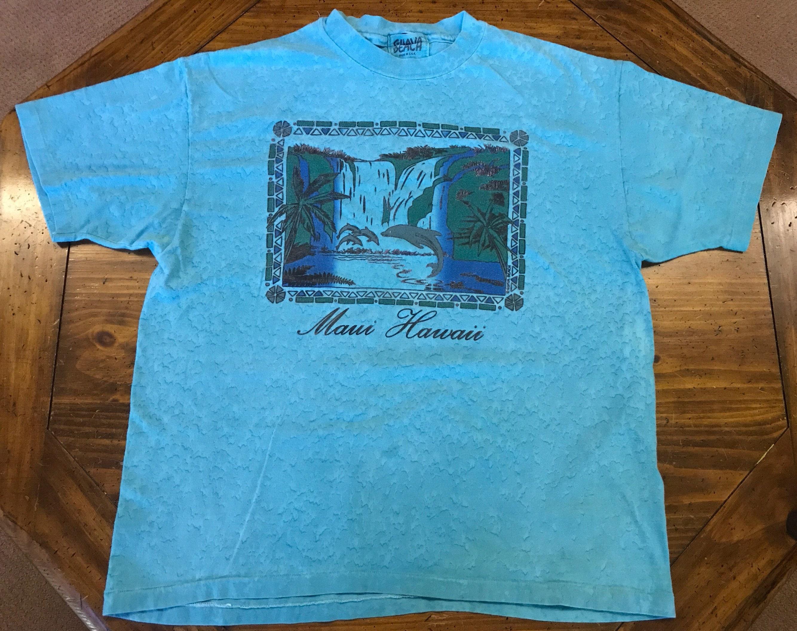 Guava Beach Maui Hawaii T Shirt Etsy
