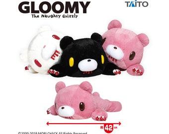 Taito All Purpose Bunny Purple Dreamy Rabbit Plush Doll 30cm Gloomy Bear Chax Gp