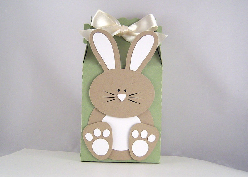Packing at Easter Bunny Gift Candy Rabbit image 0