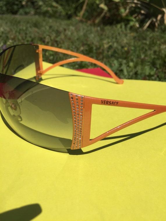 Vintage 2000s Versace 2022 sunglasses
