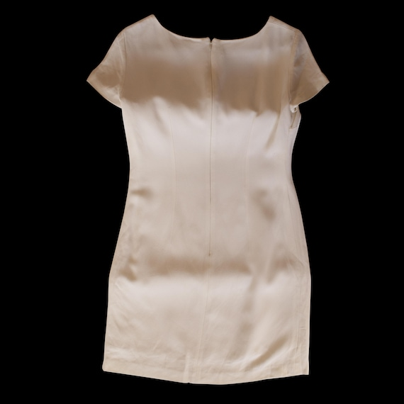 Cheap and Chic by Moschino white dress - image 5