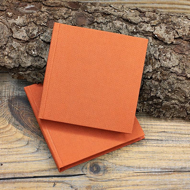 Notebook  orange image 0