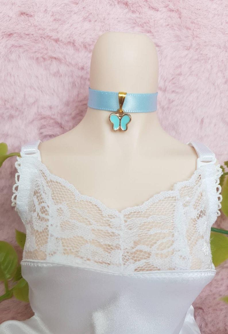 Butterfly Snuck Collar DD doll 13 dollfie dream