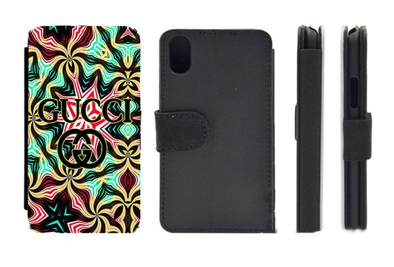 abdb34ffc55 Wallet case iPhone 5 6 7 8 X Samsung Galaxy S6 S7 S8 S9 EDGE