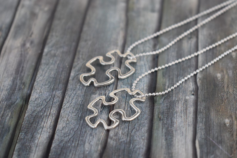 Necklace / Necklace / Partner Chains / 2 Pieces / Long Chain / image 0