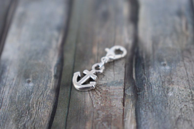 Trailer/Charm/Chain Pendant ' Anchor ' image 0