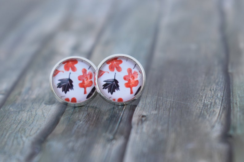 Stud earrings / Earrings / Woman earrings / Woman earrings / image 0