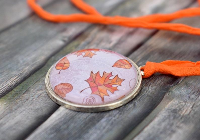Necklace / necklace / woman necklace / long chain / pendant image 0