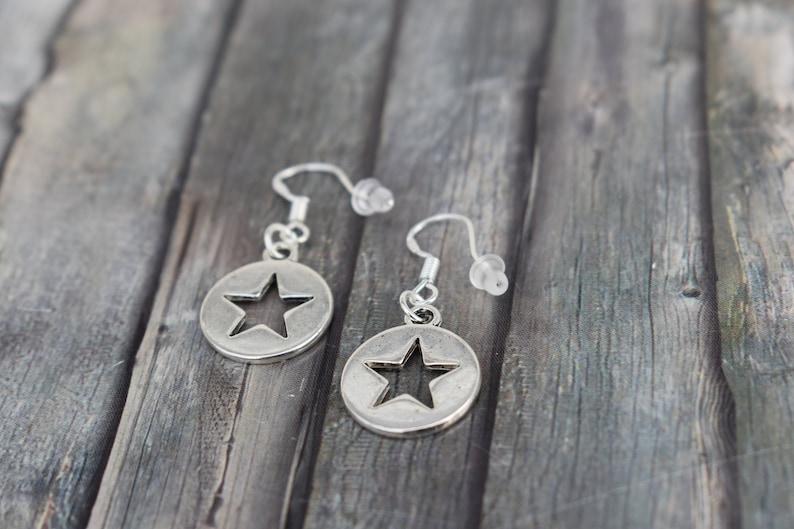 Earrings / 925'er silver / earrings woman / earrings / image 0