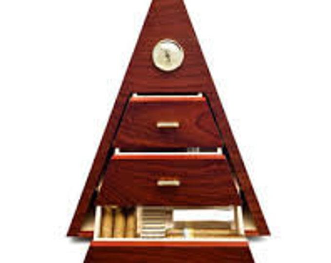 Masonic Deluxe Humidor