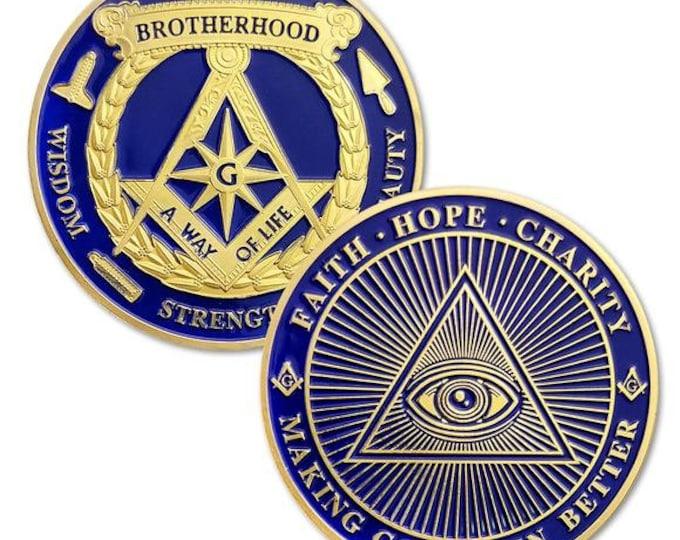 Masonic All-seeing Eye
