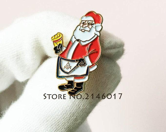 Santa Christmas Freemason