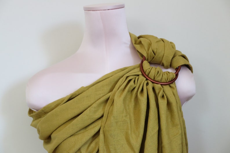 Ring Sling Baby Carrier Eire image 0