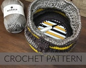 Flat Crochet Make-Up Pouch// Crochet Drawstring Bag// Makeup Storage//Pull-it-Together Drawstring Pouch (PATTERN) PDF Instant Download