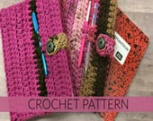 Crochet Book Cover| Crochet Composition Notebook Cover| Crochet Book Sleeve (PATTERN ONLY) Instant PDf Download