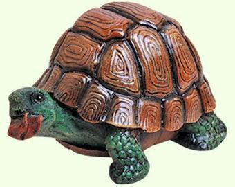 Turtle Statue *Garden Sculpture Outdoor *Tortoise Figure *Wildlife Collection Art *Large Yard Decor *Exotic Animal Gifts *Ocean Sea Ornament