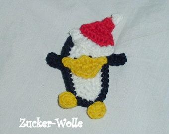 Pinguin Mütze Häkeln Etsy