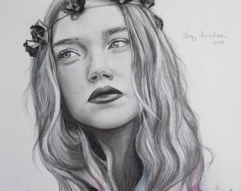 Original Art Portrait