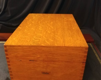 Dovetail Joints Box Etsy