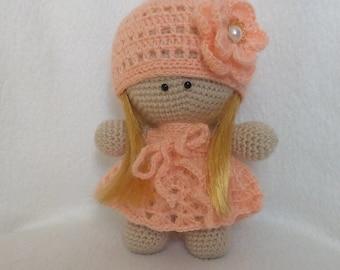 Crochet Doll Toys Free Patterns   270x340
