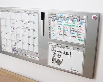 Kühlschrank Planer : Kühlschrank kalender etsy
