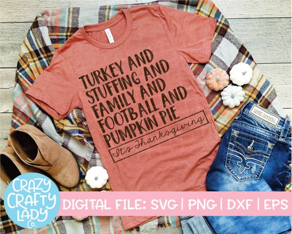 It S Thanksgiving Svg Fall Cut File Mom Shirt Design Etsy