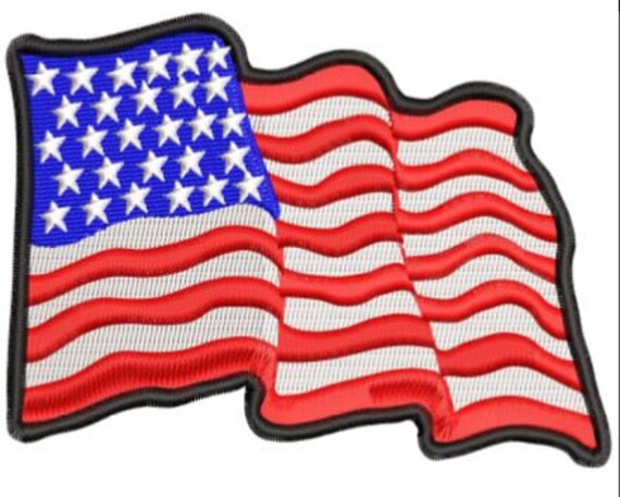 Flags Embroidery design files