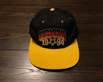 513294e77d2 Vintage World Cup Germany 1994 Hat