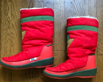 Apres ski boot boot boot   Etsy 11f7d7