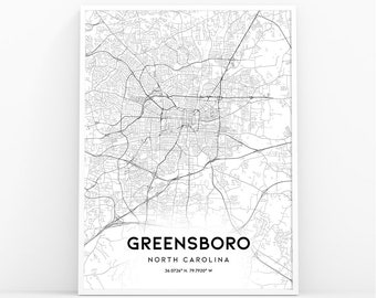 Greensboro map | Etsy on usa map atlanta ga, usa map memphis tn, usa map buffalo ny, usa map kansas city mo, usa map great falls mt, usa map louisville ky, usa map san diego ca, usa map richmond va, usa map newark nj, usa map nashville tn, usa map charleston wv, usa map columbia sc, usa map gainesville fl, usa map mcallen tx, usa map washington dc, usa map grand junction co, usa map denver co, usa map rochester ny, usa map new orleans la, usa map tucson az,