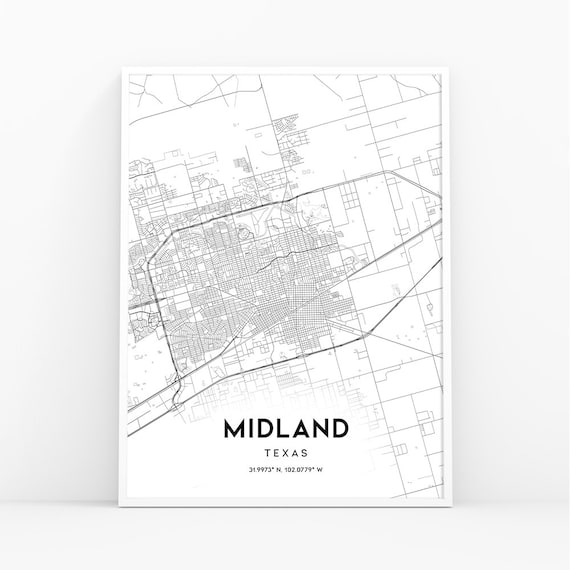 Midland Map Print, Texas TX USA Map Art Poster, City Street Road Map on road map of fort collins colorado, road map of galveston texas, road map of elizabeth new jersey, road map of harris county texas, road map of killeen texas, road map of tacoma washington, large map of texas, road map of los angeles california, road map of columbia south carolina, road map of salt lake city utah, street map of odessa texas, road map of central texas, map of west texas, road map of spring texas, road map of dallas county texas, road map of georgetown texas, road map of baytown texas, road map of little elm texas, map of winkler county texas, road map of kennedy texas,