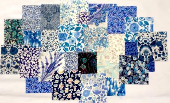 Paquete Mixto Paquete De Tela Artesanal Material Coser Patchwork Quilting plazas Scraps