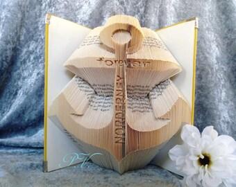 Folded Book - NORDERNEY forever - ANKER - Book Folding Art