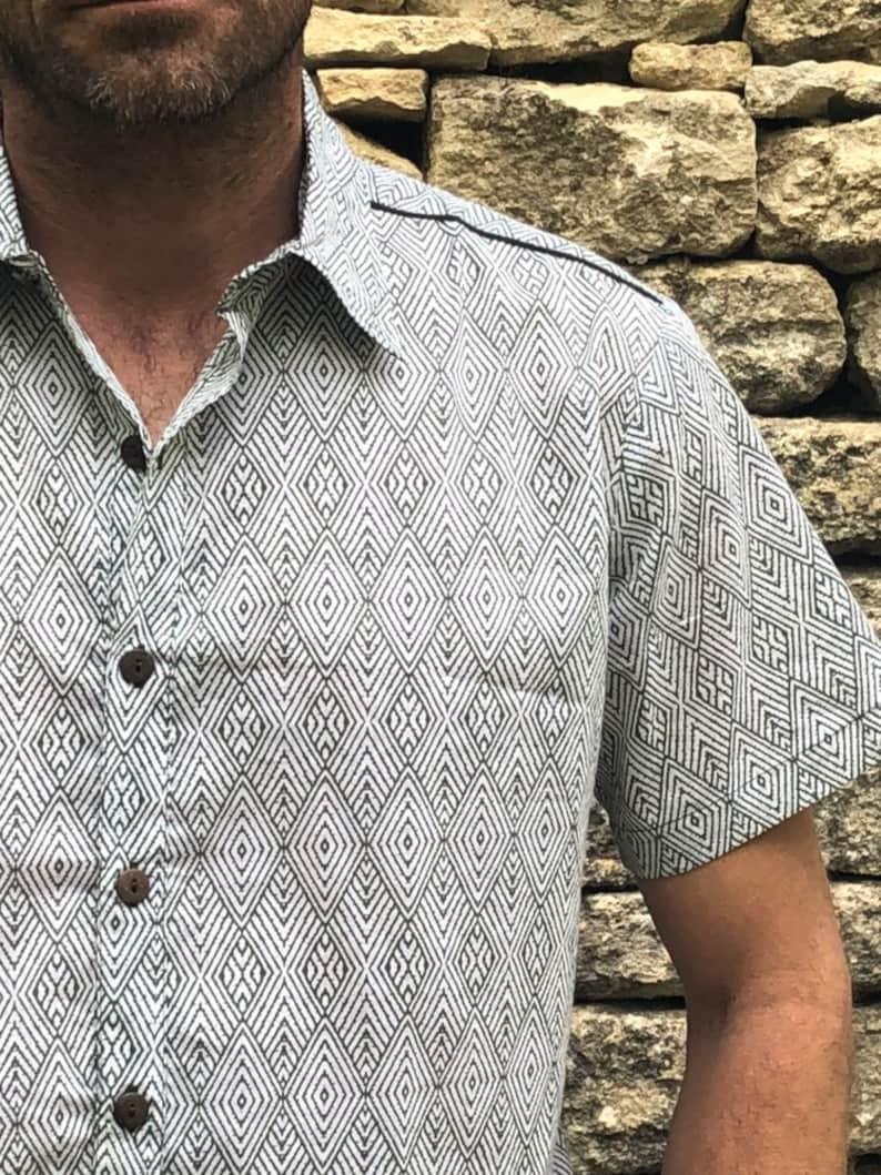 Short sleeve shirt INCA