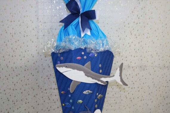 Schultüte Hai Sharky