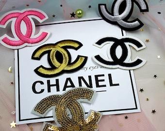 2a6103a368260e More colours. Chanel Patch Chanel Embroidery Iron ...