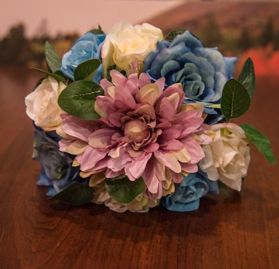 Artificial Flower Arrangements Etsy