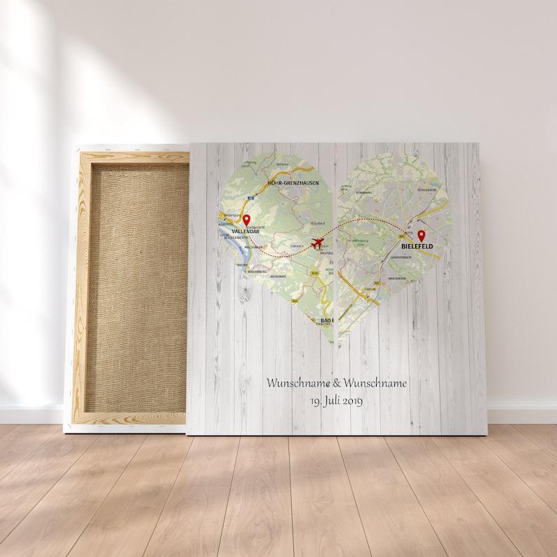 Gästebuch Hochzeit Fingerabdruck Leinwand Personalisiert Etsy