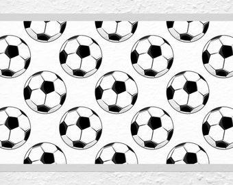 Bordüre fußball | Etsy