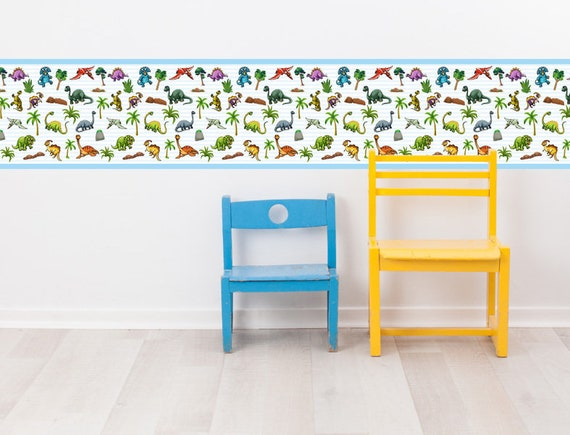 Kinderzimmer Bordüre \
