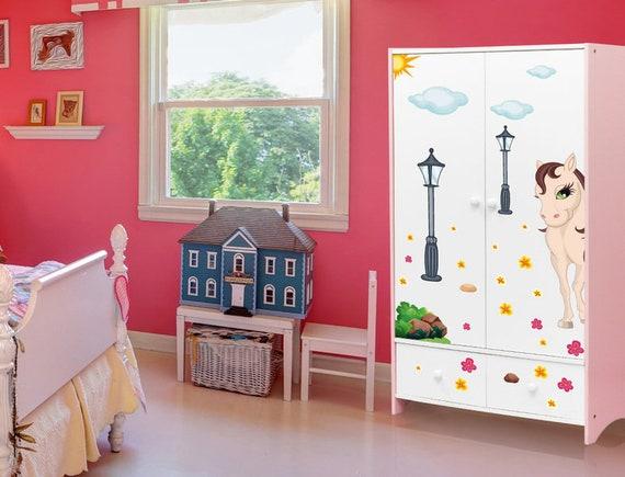Wand Bilderrahmen Einh/örner Sachen Design Figuren mit Name zur Deko Geschenke f/ür das M/ädchen Kinderzimmer 10x15 cm