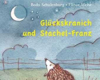 """Booklet """"Sting-Franz"""" + 2 Hedgehog-Postcards"""