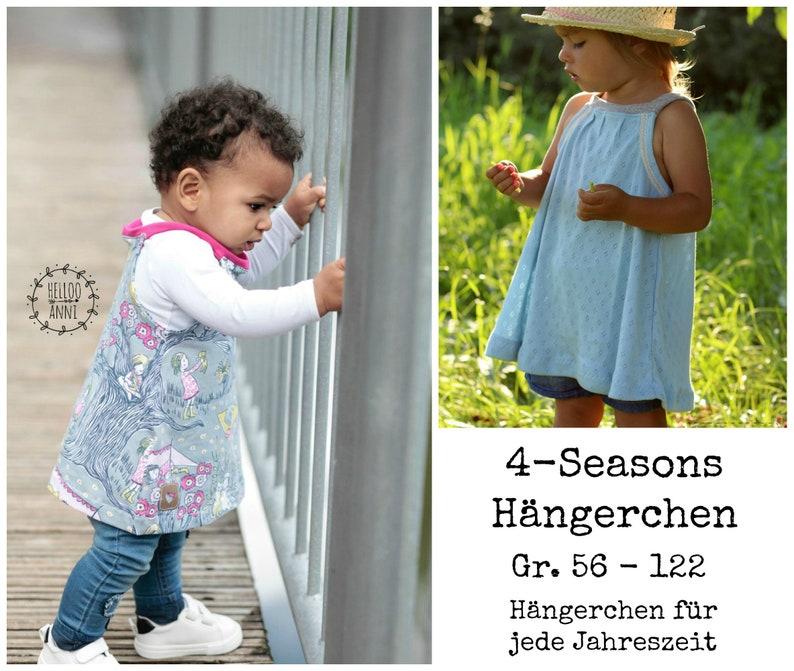 Ebook 4-Seasons Hängerchen  Gr. 56  122 Nähanleitung image 0