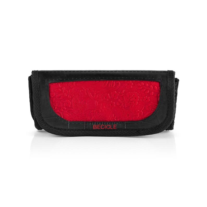 upcycling-inner tubes Wallet for women Billetera para mujer Women/'s Wallet  Hipbag